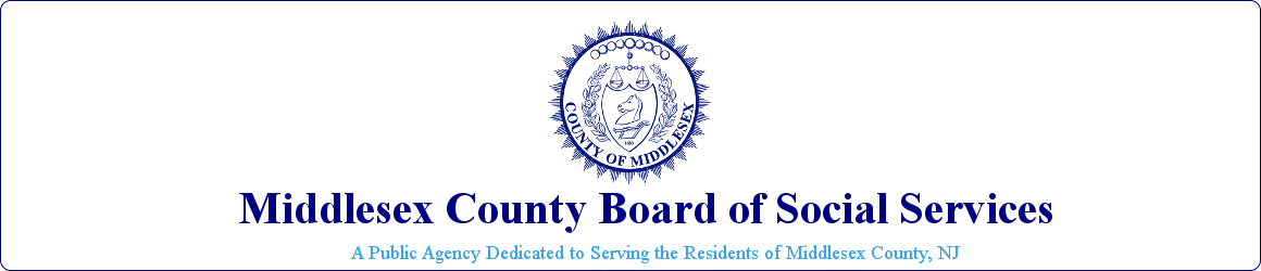 Applications | Middlesex County Board of Social Services